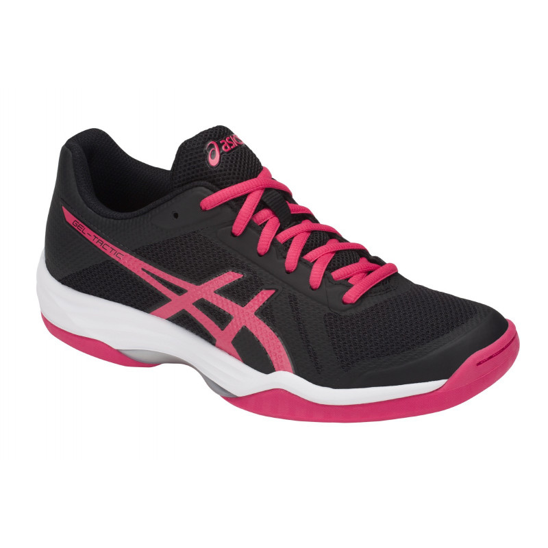 e5231733f Chaussures Volley-ball Asics Gel Tactic Femmes noires - Sport time