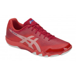 Chaussures Asics Gel Blade 6 rouges