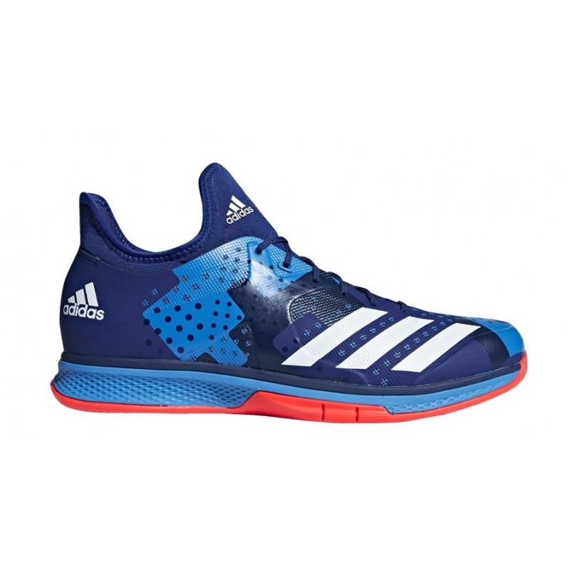 Bleues Sport Time Chaussures Counterblast Handball Adidas nOXPNk80w
