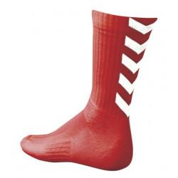 Chaussettes Handball Hummel rouges