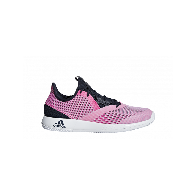 Roses Defiant Bounce Adidas Sport Time Femme Chaussures Tennis WYED29eHI