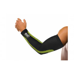 Manchons de compression Select noirs