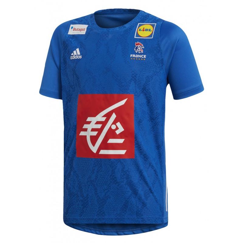 De Sport Time France Équipe Handball 2019 Maillot Adidas Junior 54q3AjRcLS