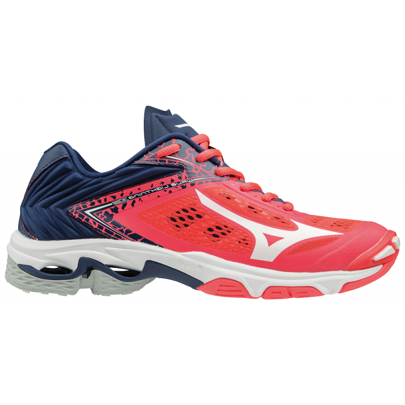 Ball Sport Time Chaussures Z5 Mizuno Lightning Volley Wave Femmes gf6b7yY