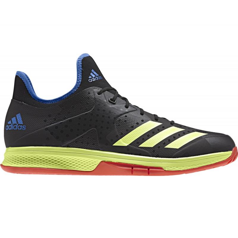 regard détaillé 1bbe3 f8a6e Chaussures handball Adidas Counterblast noires Sport-time
