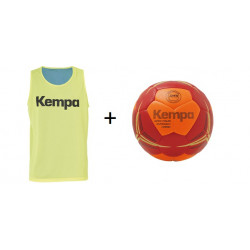 Chasuble + Ballon Kempa CSBJ Handball
