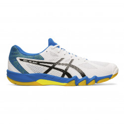 Chaussures Blade 7 Blanches Asics Gel j3L54AR