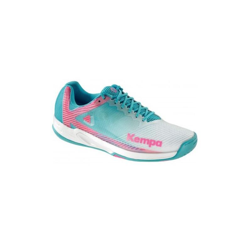 remise chaude Achat magasiner pour véritable Chaussures Handball Kempa Wing 2.0 Femmes Sport time