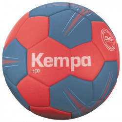 Ballon handball Kempa Leo ciel/rose