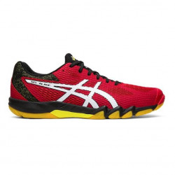 Chaussures Asics Gel Blade 7 rouges