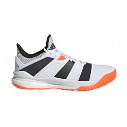 Chaussures Adidas Stabil X 2019 blanches