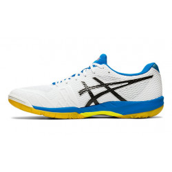 nouvelle arrivee 3ca83 327ef Chaussures Asics Gel Blade 7 blanches