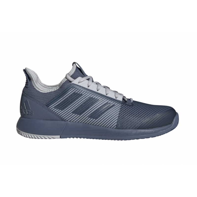 Adizero Tennis Defiant Adidas Chaussures Bleues Sport Bounce Time SzVpMqUG