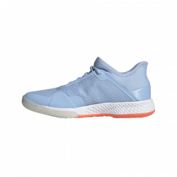 Chaussures Tennis adidas Adizero Club Femmes Bleues Sport time