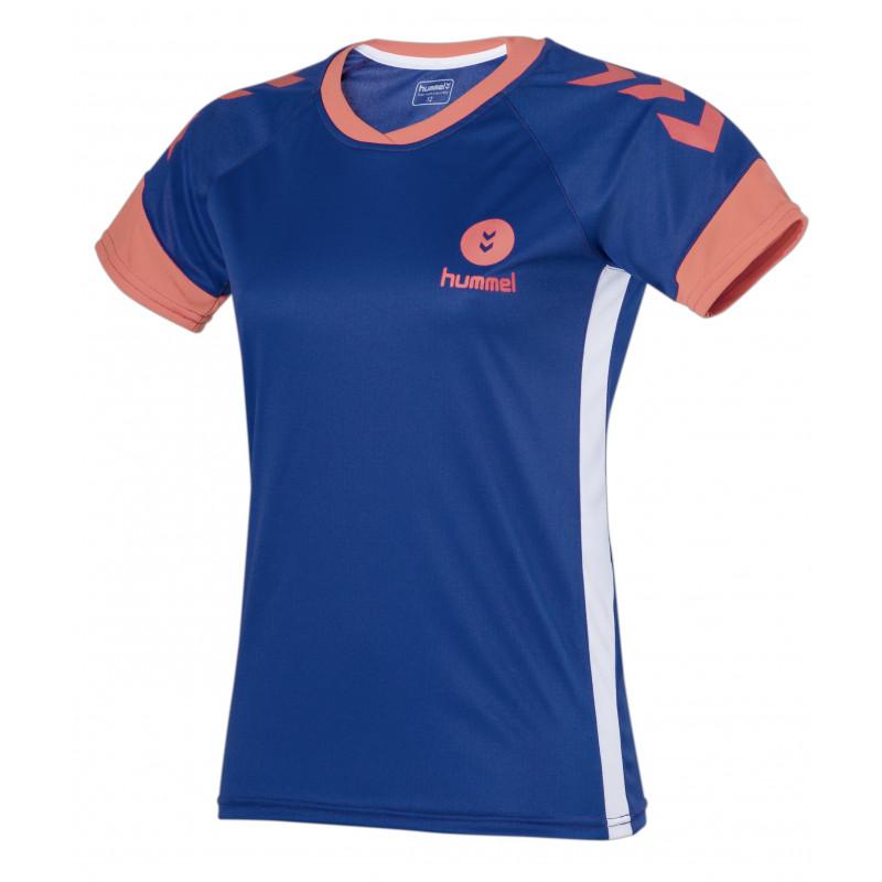 competitive price ec80d 90399 Maillot Handball Hummel Campaign Junior Filles 2019 - Sport time