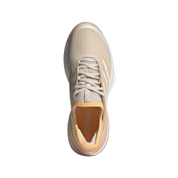 Chaussures Adidas Adizero Ubersonic 3 femmes oranges