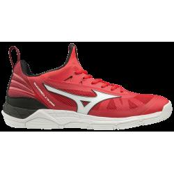 Chaussures Mizuno Wave Luminous rouges