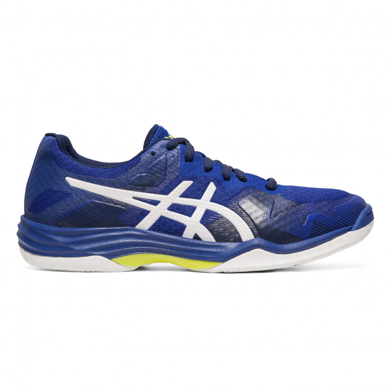 Chaussures volley Asics Gel Tactic femmes bleues Sport time