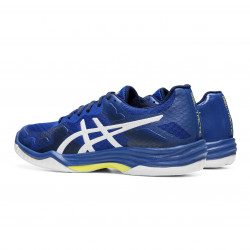 Chaussures Asics Gel Tactic femmes bleues