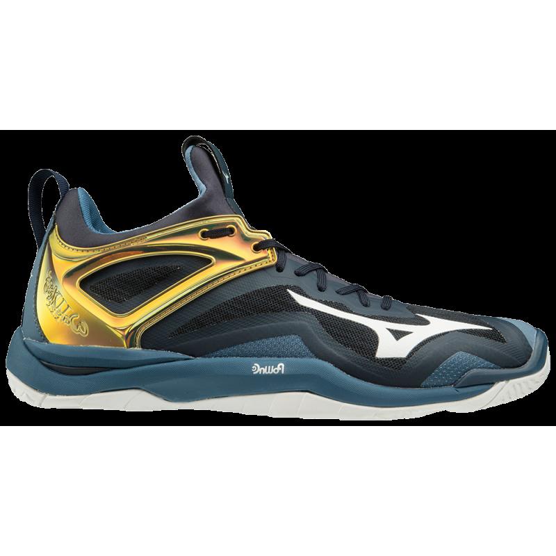 Chaussures Handball Mizuno Wave Mirage 3 édition limitée Sport time