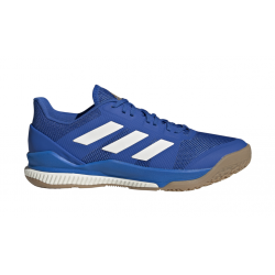 Chaussures Adidas Stabil Bounce bleues