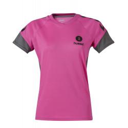 Maillot Hummel Trophy femmes 2020 rose