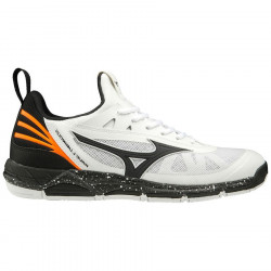 Chaussures Mizuno Wave Luminous blanches