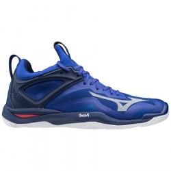 Chaussures Mizuno Wave Mirage bleues