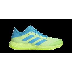 Chaussures Adidas Fastcourt vertes