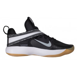 Chaussures Nike React Hyperset noires