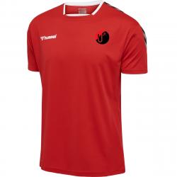 Maillot homme Hummel USSE Handball rouge
