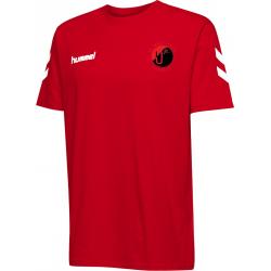 Tee-shirt femme Hummel USSE Handball...