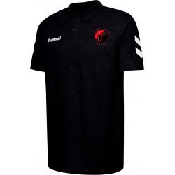 Polo enfant Hummel USSE Handball noir
