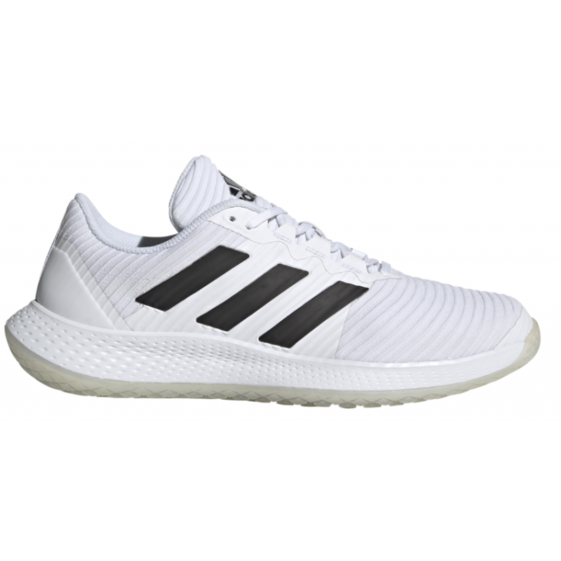 Chaussures Adidas Force Bounce Femmes blanches