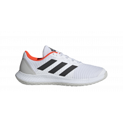 Chaussures Adidas Force Bounce blanche