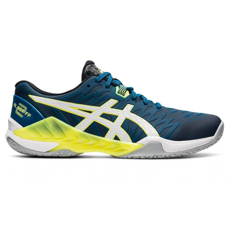 Chaussures Asics Gel Blast FF 2 bleu