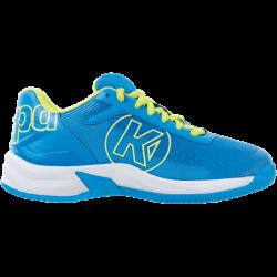 Chaussures Kempa Attack Junior bleu