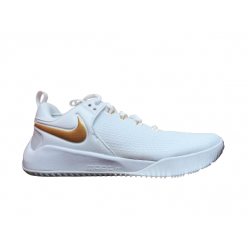 Chaussures Nike Hyperace 2 blanches/or