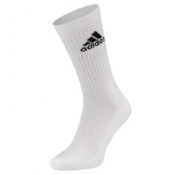 Chaussettes adidas 6 paires blanches
