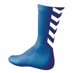 Chaussettes Handball Hummel bleues...