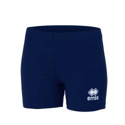 Short Errea Volley femme bleu